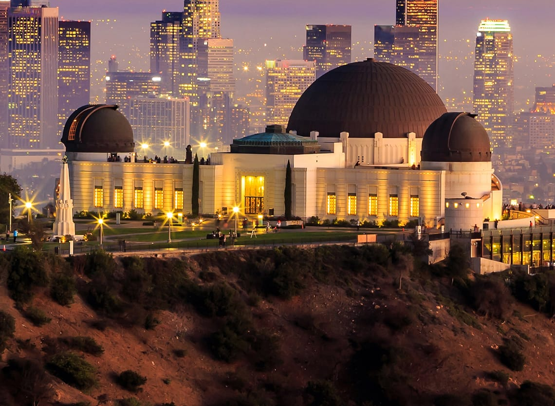 Visit Griffith Observatory After Breast Augmentation